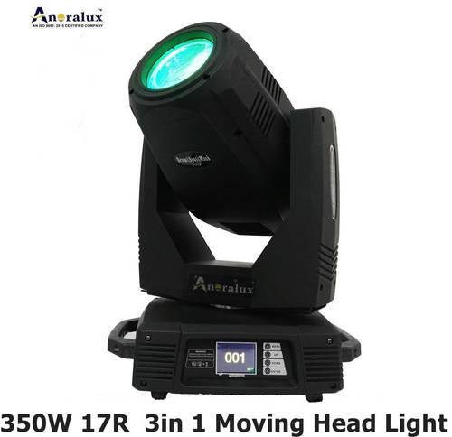 350w 17r 3 In 1 Beam Moving Head Light