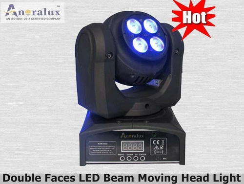 Double Faces Led Beam Moving Head Light