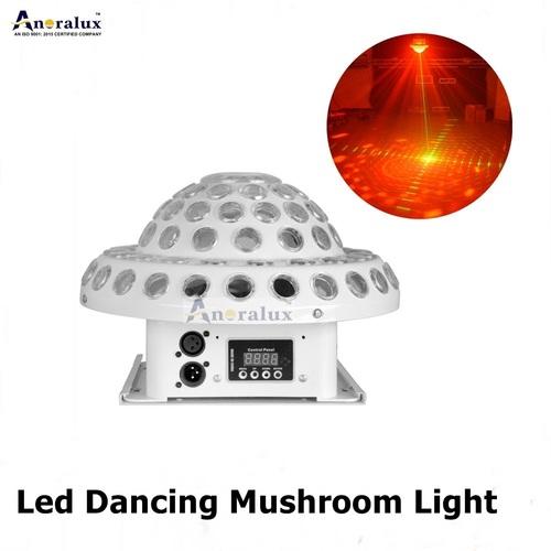 Led Dancing Mushroom Light