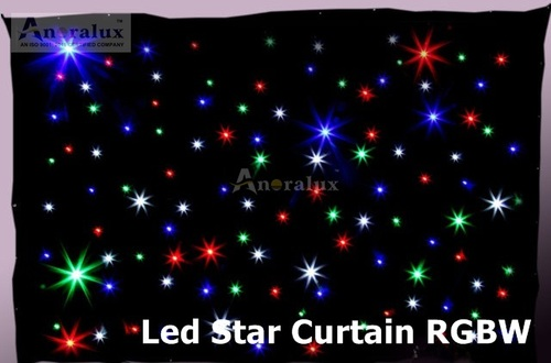 Led Rgbw Curtain