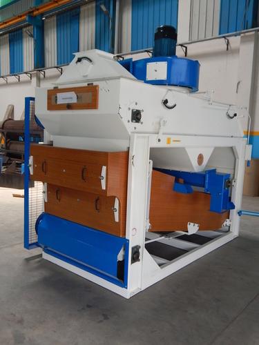 Grain Cleaner (3 Deck)