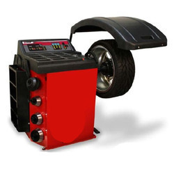 Precise Magnetic Wheel Balancing Machine