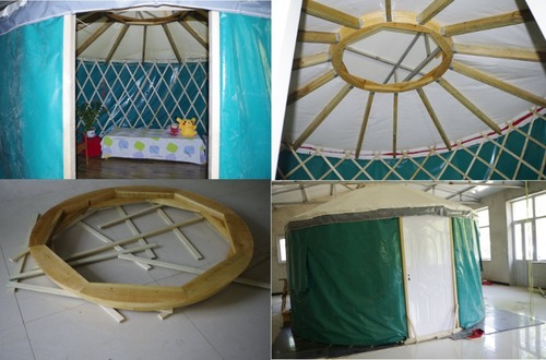 30FT Modern Yurt