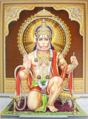 Hanuman Posters Painting