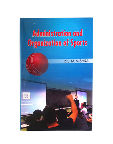 Administration And Organization Of Sports Books