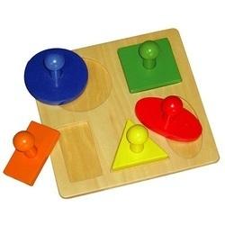 5 Shapes Puzzle