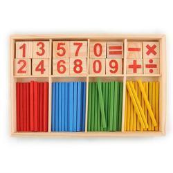 Preschool Wooden Spindles
