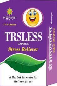 Herbal Stress Relief Capsules