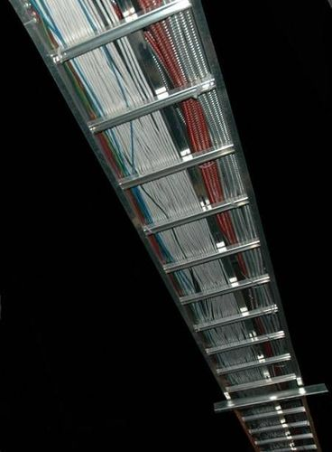 Ladder Type Electrical Cable Trays