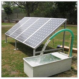 Precise Solar Pumping System