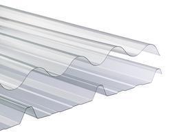 Transparent Polycarbonate Rounds