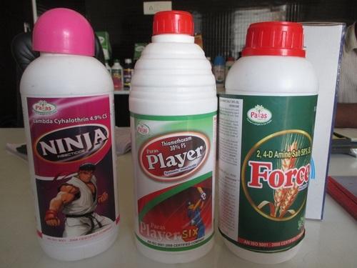 Cyhalothrin 4.9% CS Insecticides