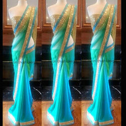 Party Wear Designer Sarees in  Kalbadevi Road