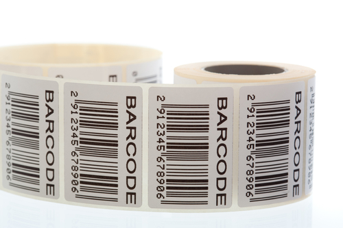 Barcode Labels in  31-Sector