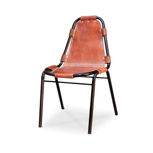 Industrial Leather Chair   Ajax Furniture, Plot No.   E 323, Gali No 3,  Near AIIMS Hospital, Mia Basni 2nd Phase,, Jodhpur, India