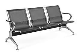 3 Seater Reception Chair