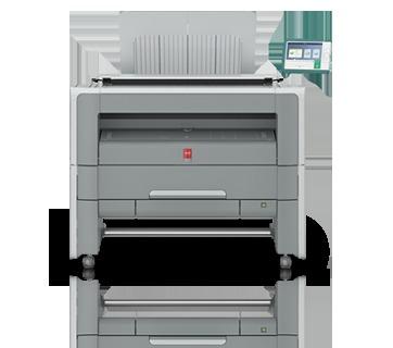 Oce Plotwave 345 Mfs Laser Printer And Scanner