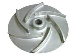 Open Type Impeller and Closed Type Impeller