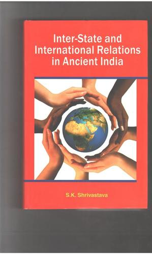Inter State And International Relations In Ancient India Book
