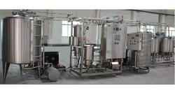 Mini Dairy Processing Plant