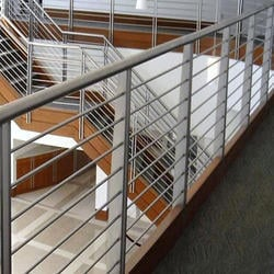 Sturdy Construction Stainless Steel Railings