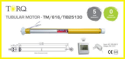 Tubular Motor - TM/616/TIB25130