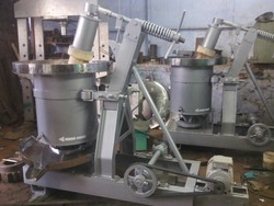Wooden Oil Ghani Machine