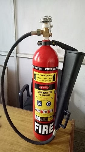 A B C And E Class Fire Extinguishers