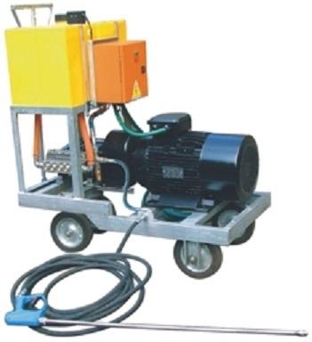 Hydro Blasting Pump