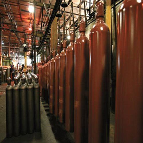 Nitrogen 16 Cylinder Quad Gas