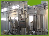 Fruit Juice Processing And Packaging Plant