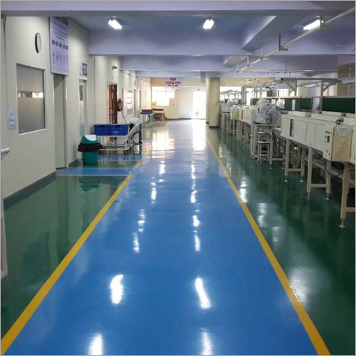 HS Epoxy Flooring Services in  Lajpat Nagar - I