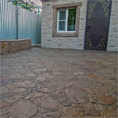 Stamped Concrete Flooring Services in  Lajpat Nagar - I