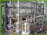 Textile Industry Waste Water Treatment Plant