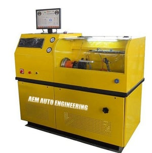 Common Rail Injection Pump Test Bench