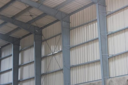 Metal Prefabricated Structures