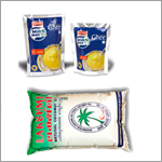 Ghee And Oil Packaging Pouches