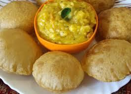 Ready To Cook Poori