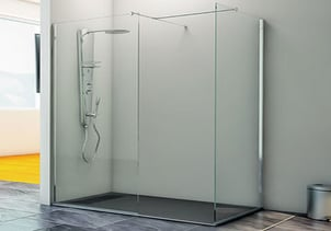 8-12mm Safety Toughened Glass for shower screen