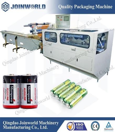 Battery Flow Wrap Machines