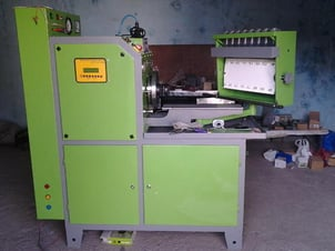 EDC Pump Test Bench 8 Cylinder A.C. Frequency Drive
