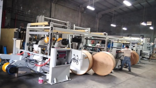 Paper Sheeting Machines