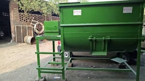 Cattle Feed Mixture