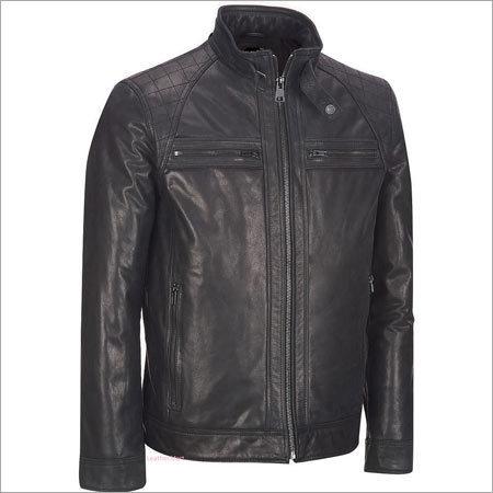 27e53c27400b Leather Biker Jacket. Leather Jackets