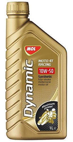 Mol Dynamic Moto 4t 10w50 Fully Synthetic Engine Oil