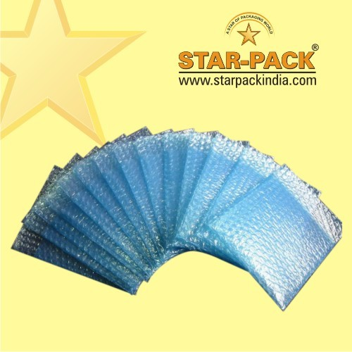 Plastic Packaging Air Bubble Bags