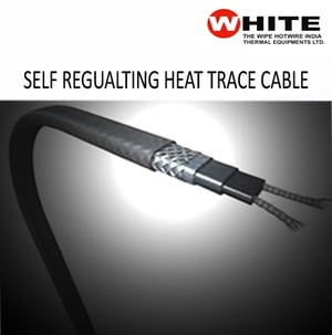 Self Regulating Trace Heat Cables For Chemical Plants