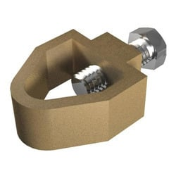 A Type Rod To Tape Clamp