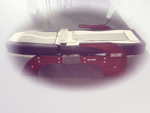 Korean Thermal Spine Therapy Automatic Bed