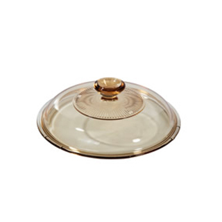 Borosilicate Glass Lid